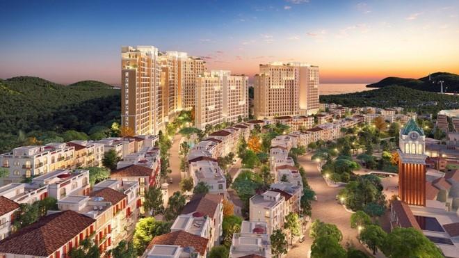 Phối cảnh Sun Grand City Hillside Residence