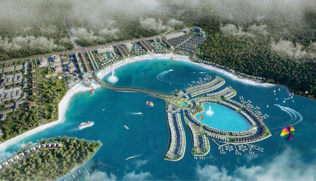 Phối cảnh dự án Selavia