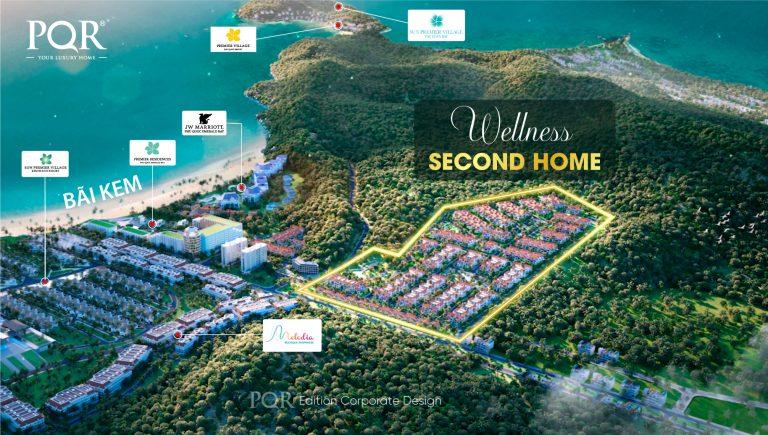 Tổng thể dự án Sun Tropical Village